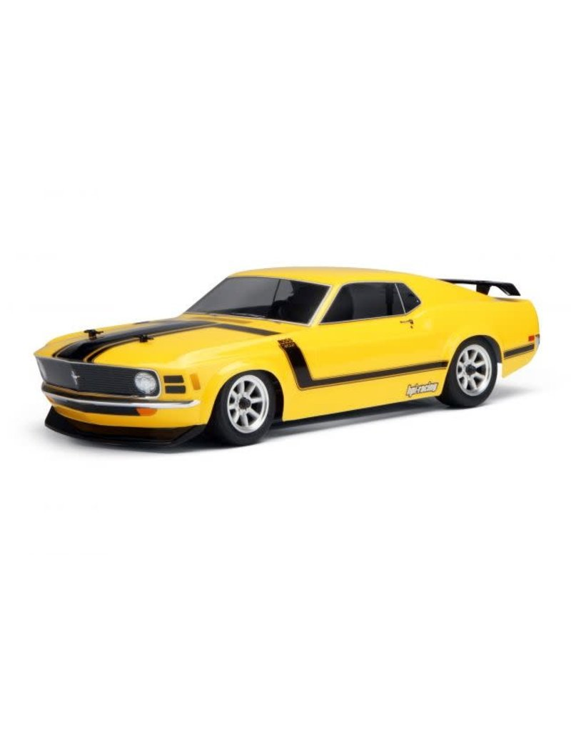 HPI RACING HPI17546 1970 FORD MUSTANG BOSS 302 BODY