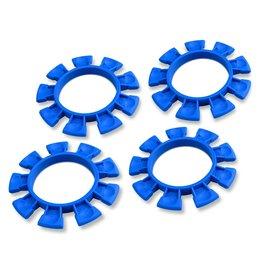 JCONCEPTS JCO2212-1 SATELLITE TIRE GLUING RUBBER BANDS: BLUE