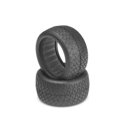 JCONCEPTS JCO3103-02 DIRT WEBS REAR BUGGY TIRE: GREEN COMPOUND