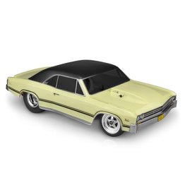 JCONCEPTS JCO0358 1967 CHEVY CHEVELLE CLEAR BODY