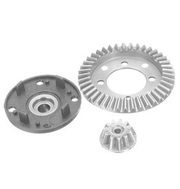 DHK HOBBY DHK8381-105 CROWN GEAR 41T/ PINION 11T
