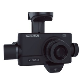YUNEEC YUNPCUS PROACTION+ W/ CGO4 GIMBAL CAMERA
