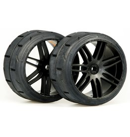 GRP TYRES GRPGWX02-P5 1/5 TC REVO P5 MEDIUM COMPOUND TIRES (2)