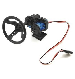 YEAH RACING YA0539 DARKDRAGON WING MOTION STEERING WHEEL