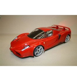 DELTA PLASTIK USA DP0055 1/10 FERRARI ENZO BODY: CLEAR
