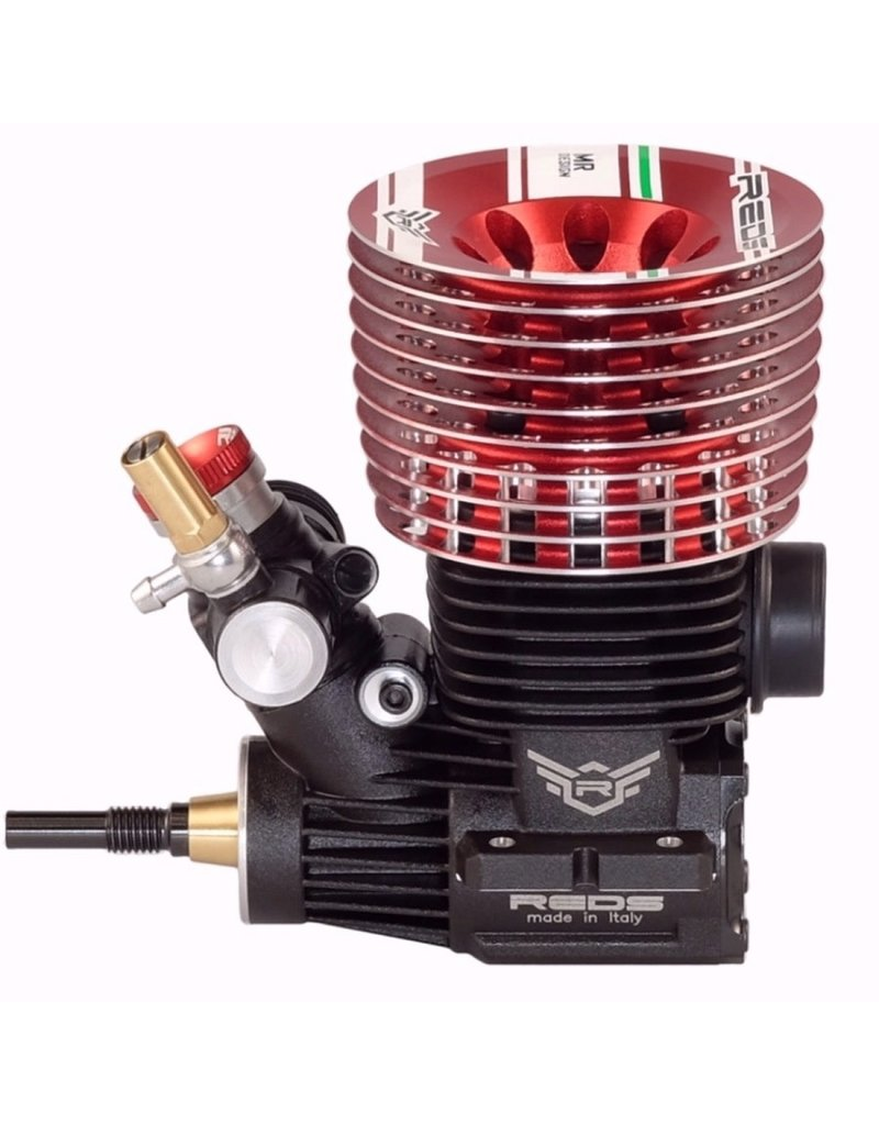 REDS RACING REDENBU0021 721 S SCUDERIA 3.5CC 7 PORT BUGGY ENGINE