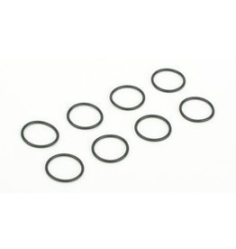 TLR TLR334000 O-RINGS BLEEDER SHOCK CAP (8): TEN