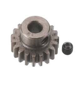ROBINSON RACING RRP8719 EXTRA HARD 5MM BORE 0.8MOD 19T PINION GEAR