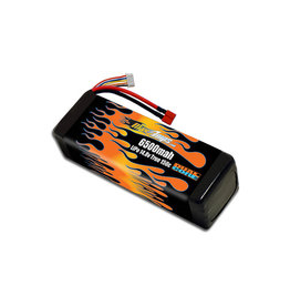 MAXAMPS BATTERIES MAXAMPS 4S LIPO 14.8V 6500MAH 150C WITH XT90