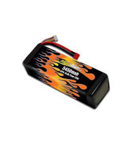 MAXAMPS BATTERIES MAXAMPS 4S LIPO 14.8V 5450MAH 120C WITH XT90