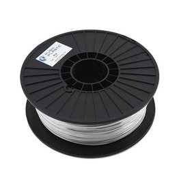 PUSH PLASTIC LCC PSH1020 3D PRINTER PLA FILAMENT: SILVER METALLIC