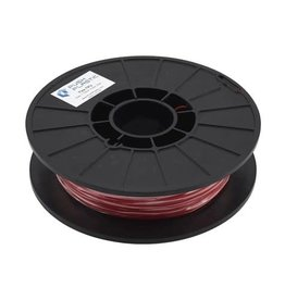 PUSH PLASTIC LCC PSH4002 3D PRINTER TPU FILAMENT: RED