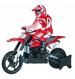 DURATRAX DTXD02 1/5 DX450 BRUSHLESS MOTORCYCLE: RED