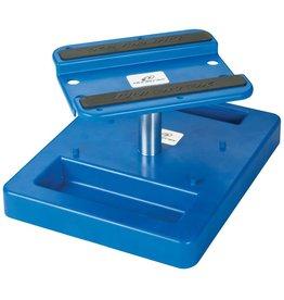 DURATRAX DTXC2380 DELUXE TRUCK WORK STAND: BLUE