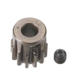 ROBINSON RACING RRP8712 EXTRA HARD 5MM BORE 0.8MOD 12T PINION GEAR