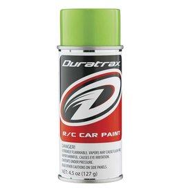 DURATRAX DTXR4297 PC297 POLYCARB SPRAY 4.5 OZ: LIME PEARL