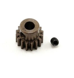 ROBINSON RACING RRP8716 EXTRA HARD 5MM BORE 0.8MOD 16T PINION GEAR