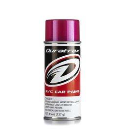 DURATRAX DTXR4267 PC267 POLYCARB SPRAY 4.5 OZ: METAL BURGUNDY