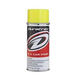 DURATRAX DTXR4279 PC279 POLYCARB SPRAY 4.5 OZ: FLUORESCENT YELLOW