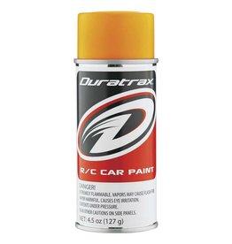 DURATRAX DTXR4283 PC283 POLYCARB SPRAY 4.5 OZ: BRIGHT FLUORESCENT ORANGE