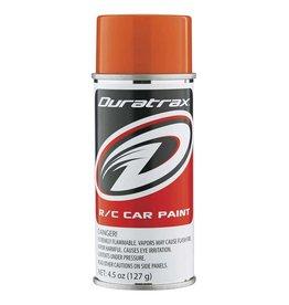 DURATRAX DTXR4296 PC296 POLYCARB SPRAY 4.5 OZ: CANDY ORANGE