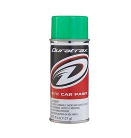 DURATRAX DTXR4281 PC281 POLYCARB SPRAY 4.5 OZ: FLUORESCENT GREEN