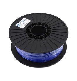 PUSH PLASTIC LCC PSH1005 3D PRINTER PLA FILAMENT: GLOW ULTRA BLUE