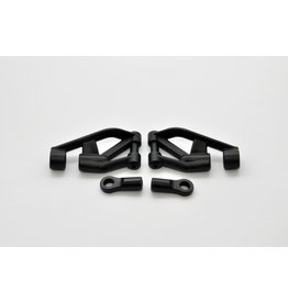 HOBAO RACING HOA90032 FRONT UPPER ARM SET: HYPER SS