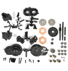 AXIAL AX31439 SCX10 TRANSMISSION SET (COMPLETE)