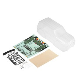 AXIAL AX31337 2000 JEEP CHEROKEE BODY CLEAR