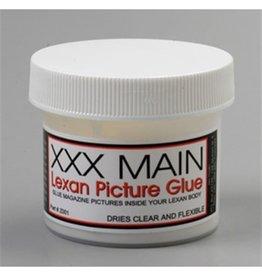 XXX MAIN RACING XXXZ001 LEXAN PICTURE GLUE