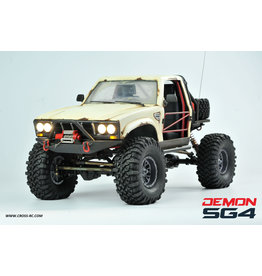 CROSS RC SG4C 1/10 DEMON 4X4 CZRSG4C