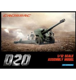 CROSS RC CZR90100044 D20 HOWITZER GUN TRAILER KIT