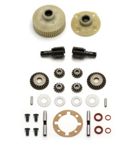 TEAM ASSOCIATED ASC9827 COMPLETE GEAR DIFFERENTIAL