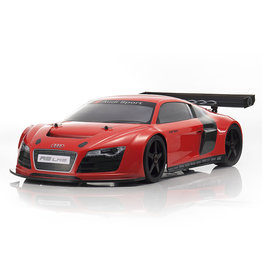 KYOSHO KYO34102B INFERNO GT2 VE AUDI R8 SPEC LMS RED RTR