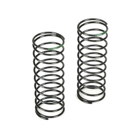 TLR TLR5182 FRONT SHOCK SPRING 3.5 RATE GREEN