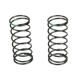 TLR TLR5175 FRONT SHOCK SPRING 3.5 RATE GREEN