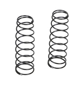 TLR TLR243019 16MM REAR SHOCK SPRING SILVER 3.6LB