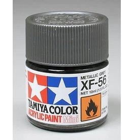 TAMIYA TAM81756 ACRYLIC MINI XF56, METALLIC GREY