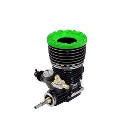 FLEXYCAP FLEXYCAP UNIVERSAL PROTECTOR FOR 1/8 NITRO ENGINES: GREEN