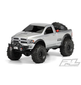 PROLINE RACING PRO343400 RAM 1500 CLEAR BODY : SCALE CRAWLERS