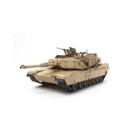 TAMIYA TAM32592 1/48 U.S. MAIN BATTLE TANK M1A2 ABRAMS MODEL KIT