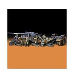 TAMIYA TAM35017 1/35 GERMAN GUN FLAK,88MM PLASTIC MODEL