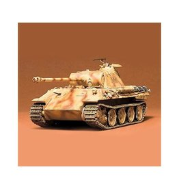 TAMIYA TAM35065 1/35 GERMAN PANTHER TANK PLASTIC MODEL