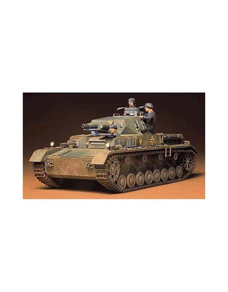 TAMIYA TAM35096 1/35 GERMAN PZKPW IV AUSFD KIT