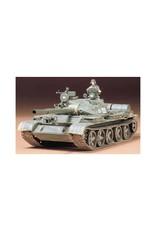 TAMIYA TAM35108 1/35 RUSSIAN T-62A TANK PLASTIC MODEL