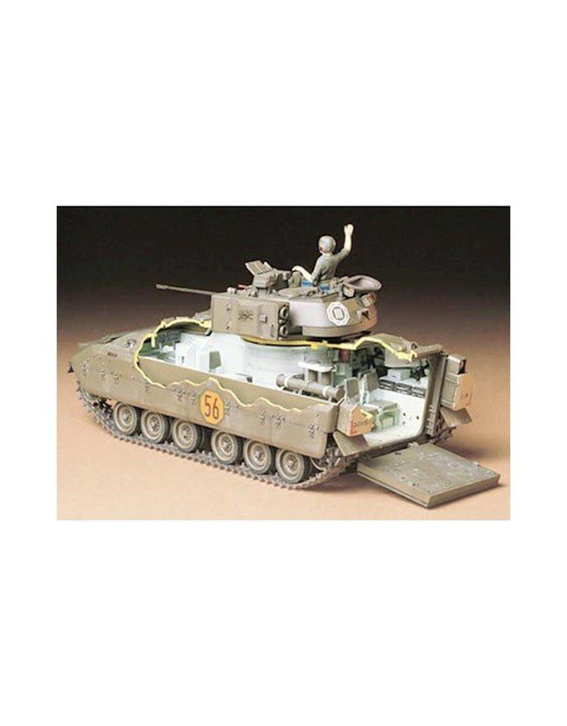 TAMIYA TAM35132 1/35 U.S. M2 BRADLEY IFV KIT