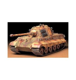 TAMIYA TAM35164 1/35 KING TIGER W/ PROD TURRENT