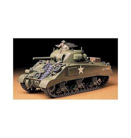 TAMIYA TAM35190 1/35 M4 SHERMAN TANK EARLY PLASTIC MODEL
