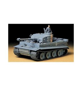 TAMIYA TAM35216 1/35 TIGER I EARLY PLASTIC MODEL